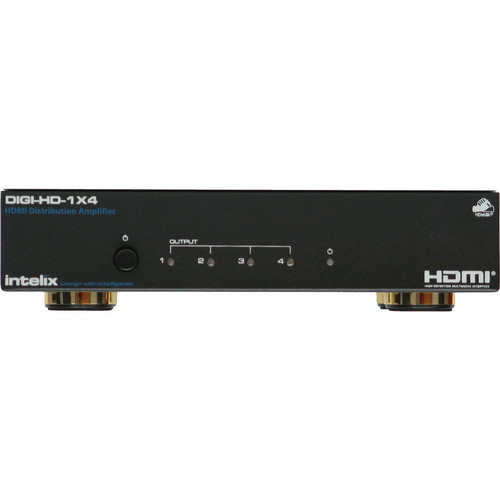 Intelix DIGI-HD 1x4 HDMI Twisted Pair Distribution Amp