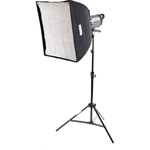 Interfit Stellar X Solarlite Softbox Kit (120-240VAC)
