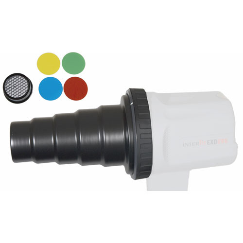 Interfit Snoot for EX and EXD Flash Heads