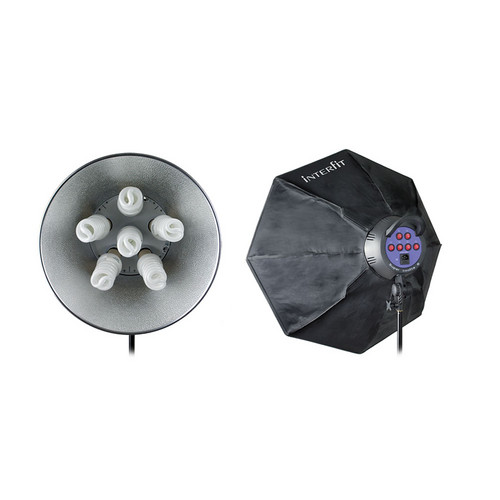 Interfit Super Cool-lite 6 - 2 Light Kit