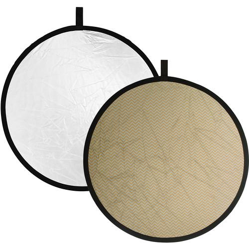 "Interfit Collapsible Reflector - 22"" Circular"