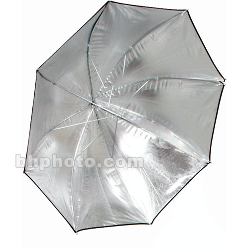 "Interfit INT263 Silver Umbrella - 39"" (99 cm)"