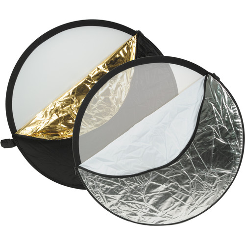 "Interfit Collapsible 5-in-1 Reflector (42"")"
