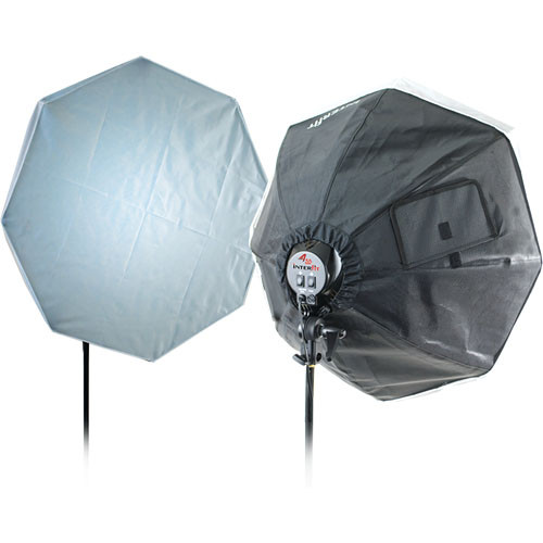 Interfit Super Cool-lite 4 55 Two-Head Fluorescent Kit (120VAC)
