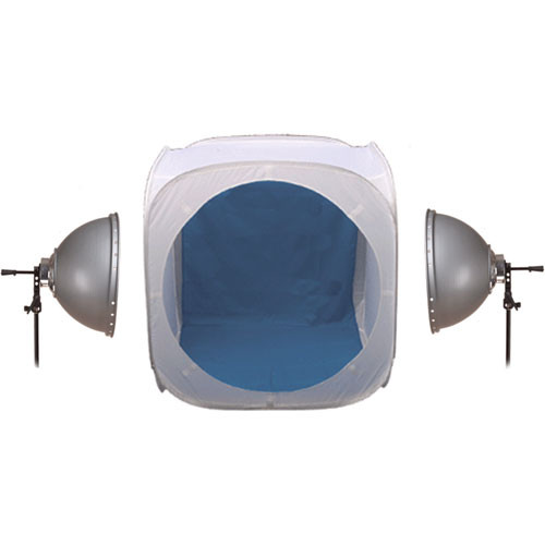 Interfit Cool-Light Two Light Pop Up Tent Kit