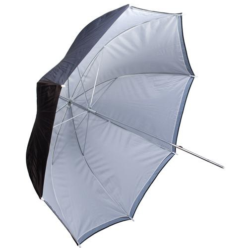 "Interfit INT395 White/Black Backing Umbrella - 43"" (109 cm)"