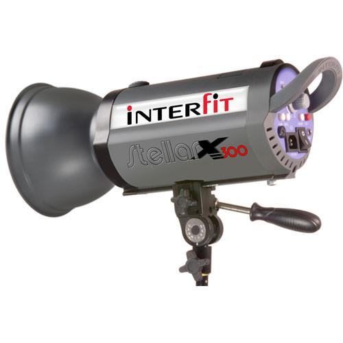 Interfit Stellar X Monolight - 300 Watt/Seconds (120VAC)