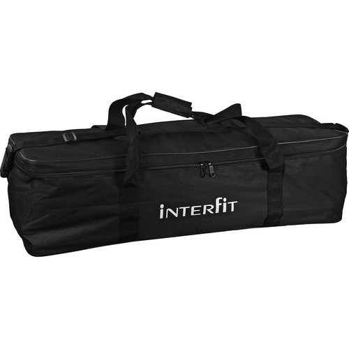 Interfit INT433 Two Head All-In-One Bag (Black)