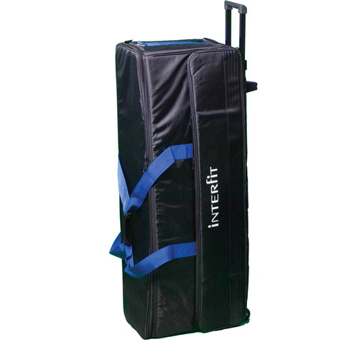 Interfit INT434 All-In-One Roller Bag (Black)