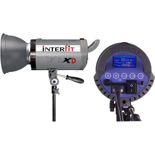 Interfit Stellar XD Monolight - 150 Watt/Seconds (120VAC)