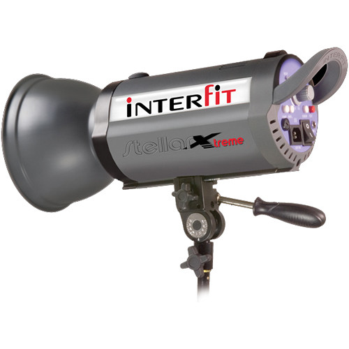 Interfit Stellar Xtreme 300Ws AC/DC Monolight (120VAC)