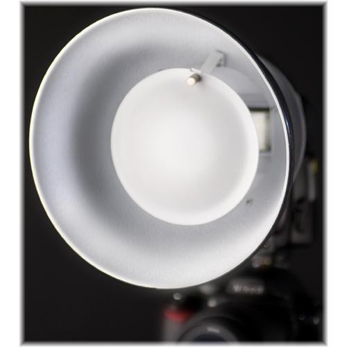 Interfit STR102 Strobies Mini Beauty Dish Reflector