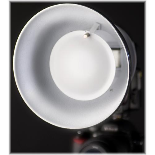 Interfit STR102 Strobies Mini Beauty Dish Reflector