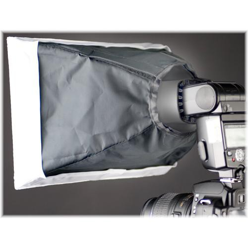 "Interfit STR104 Strobies White Interior Softbox (12 x 8"")"