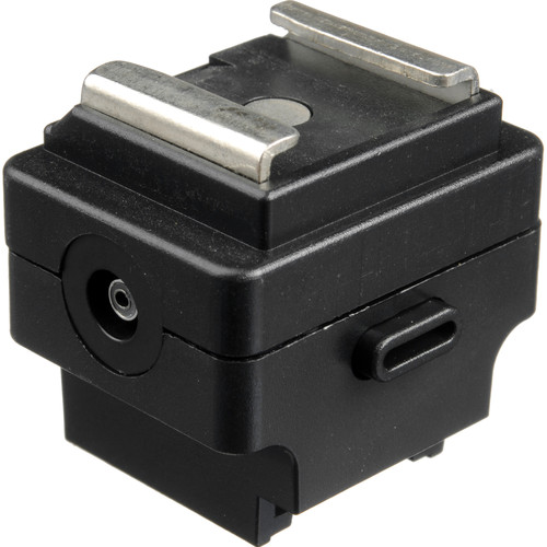 Interfit STR114 Hot Shoe Adapter - Sony/Minolta to Standard Shoe