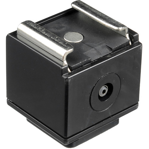 Interfit STR115 Hot Shoe Adapter - Standard, with PC Terminal