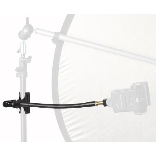 Interfit STR118 Flexi Adapter Arm with Shoe Mount Adapter