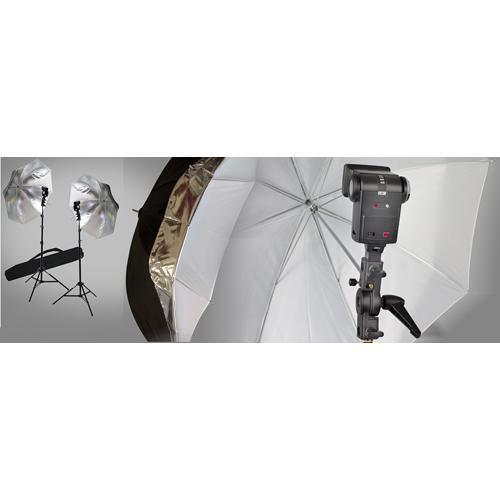 Interfit STR120 Twin Umbrella Kit