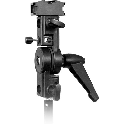 Interfit Strobies Tri-Shoe Adapter and Bracket Kit
