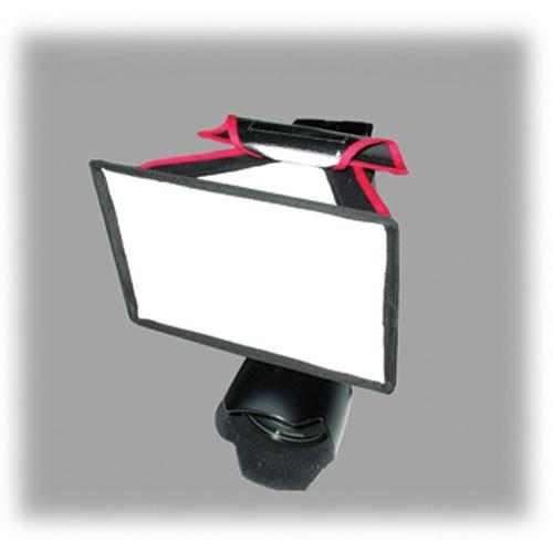 """Interfit Strobie Portabox W/Window for Canon 580EX11/Nikon SB900 (9x6"""")"""
