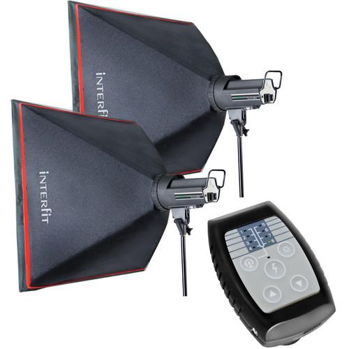 Interfit EX400 Ti 2 Monolight Kit