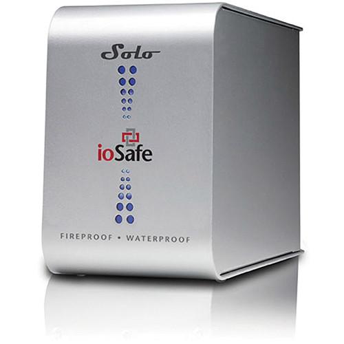 IoSafe 1TB Solo External Hard Drive