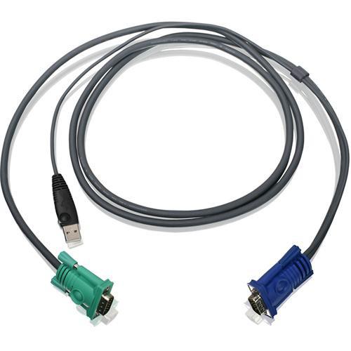 IOGEAR 6' (1.8 m) USB KVM Cable
