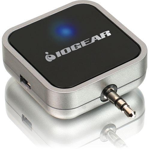 IOGEAR Bluetooth Stereo Audio Transmitter GBMA211W6 B&H Photo