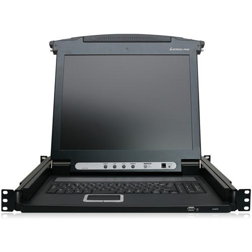 """IOGEAR 17"""" LCD Combo Console"""