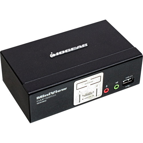 IOGEAR Miniview KVM Switch