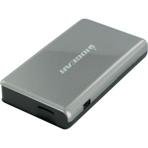 IOGEAR Universal Memory Bank 56-in-1 Memory Card Reader/Writer