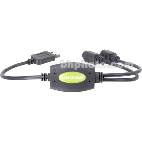 IOGEAR GUC10KM Female PS/2 to Male USB-A Adapter