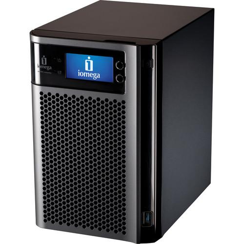 Iomega StorCenter px6-300d Network Storage Enclosure