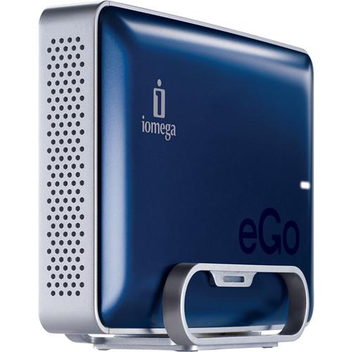 Iomega 1TB eGo Midnight Blue Desktop Hard Drive