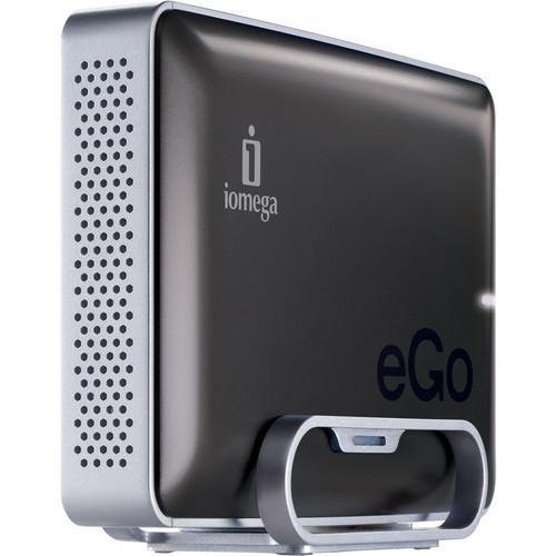 Iomega 2TB eGo Charcoal Desktop Hard Drive USB 3.0