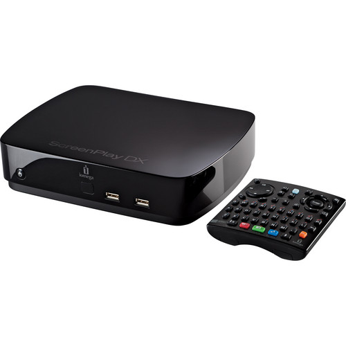 Iomega 1TB ScreenPlay DX HD Media Player