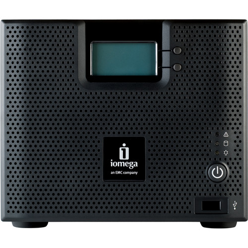 Iomega 8TB StorCenter ix4-200d Network Storage, Cloud Edition Server