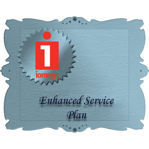 Iomega 3-Year Enhanced Service Plan for px4-300R Rackmount Series Arrays