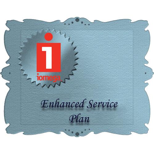 Iomega 3-Year Enhanced Service Plan for px4-300R Rackmount Series Arrays