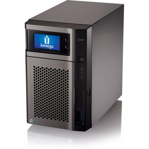 Iomega 2TB (2x 1TB) StorCenter px2-300d Network Storage 2-Bay Server