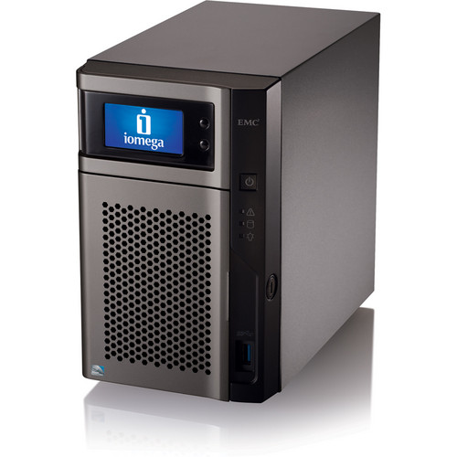 Iomega 6TB (2x 3TB) StorCenter px2-300d Network Storage 2-Bay Server