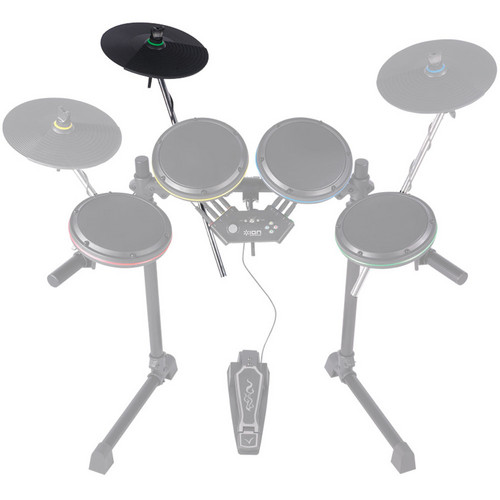 ION Audio Drum Rocker Accessory Cymbal