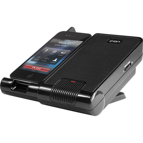 ION Audio PHONE STATION - Desktop Speakerphone System for Mobile Phones