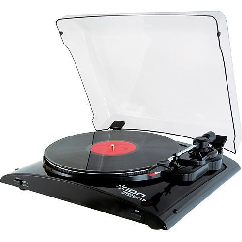 ION Audio Profile LP - Vinyl-Archiving USB Turntable