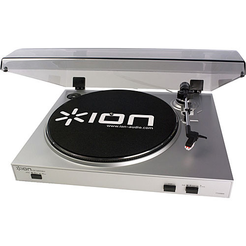 ION Audio TT USB05XL Turntable with USB Port for Recording to Computers (Line Input)