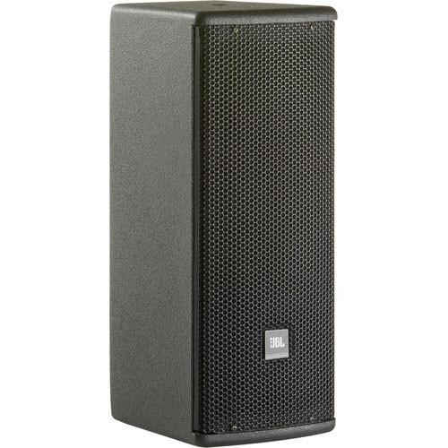 "JBL AC25 B  2-Way 5.25"" x 2  Loudspeaker (Black)"