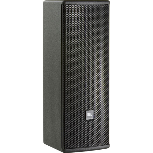 "JBL AC28/26 B  2-Way 8"" x 2 Loudspeaker (Black)"