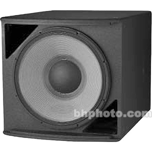 "JBL ASB6118 - 18"" High Power Subwoofer - Black"