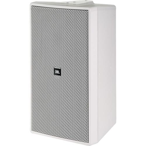"JBL Control 29AV-1 8"" 2-Way 300W Indoor/Outdoor Loudspeaker (Single, White)"