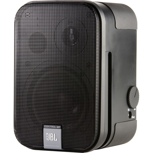 "JBL Control 2P 5.25"" 2-Way Powered Speaker (Master Speaker Only)"